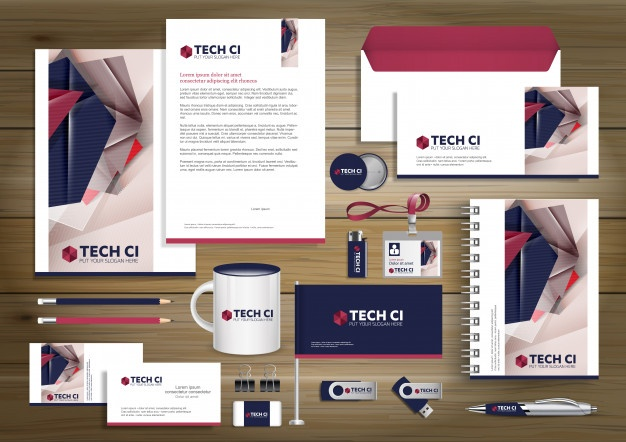 digital-technology-corporate-identity-gift-items-template-design-mock-up-stationery_2392-423